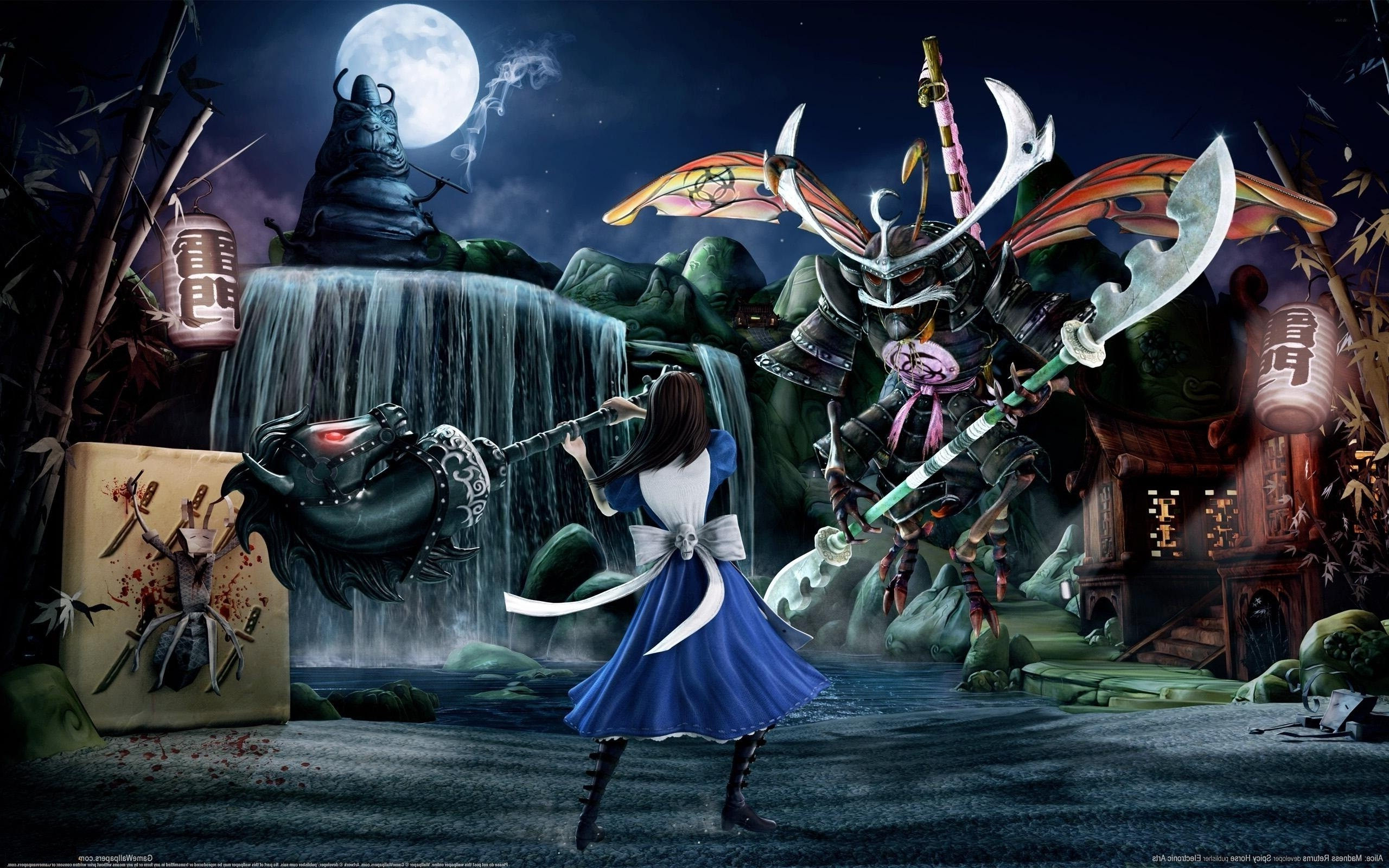 Alice Madness Returns Background Posted By John Thompson