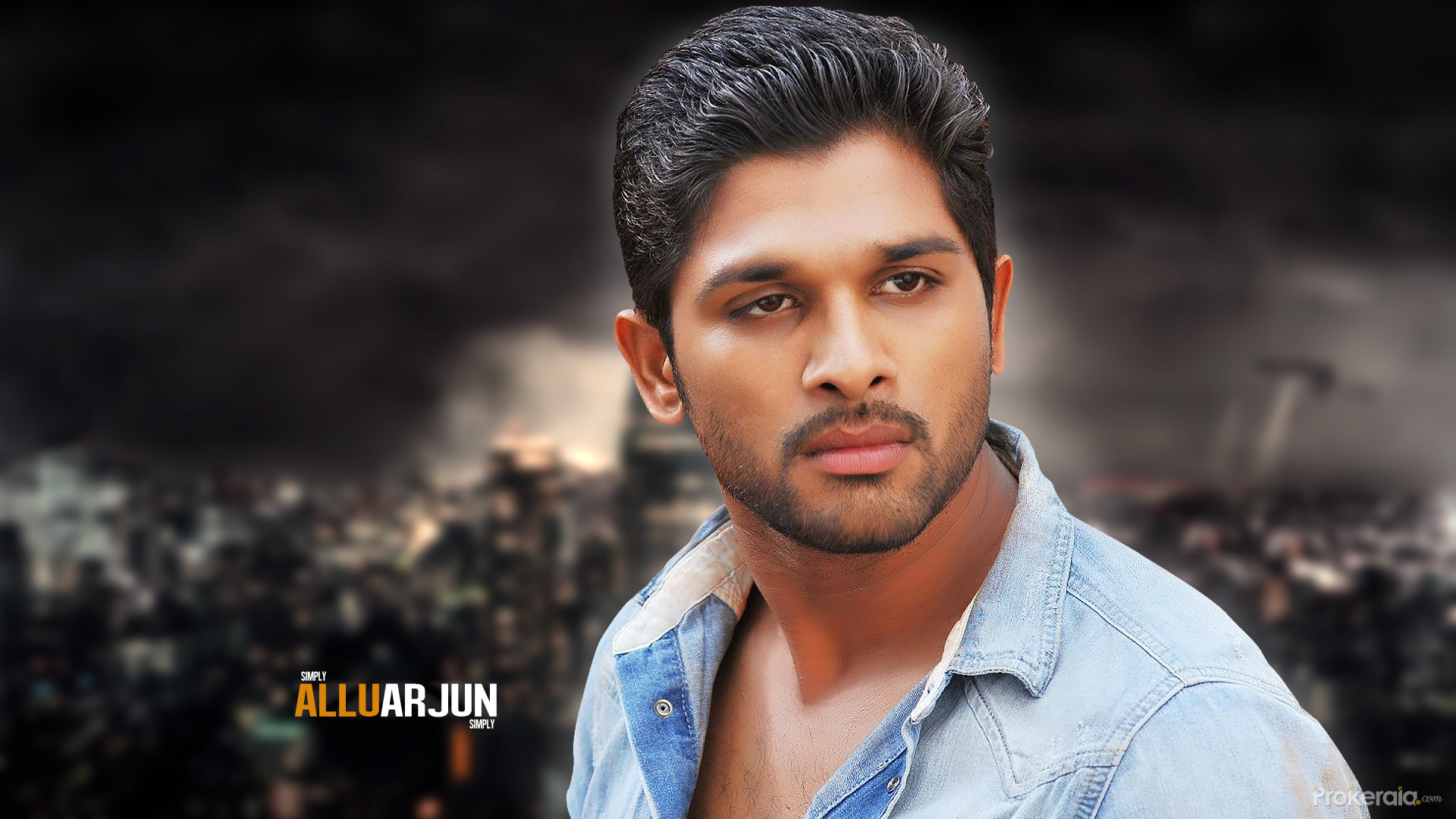 Allu Arjun Hairstyle posted by Michelle Mercado