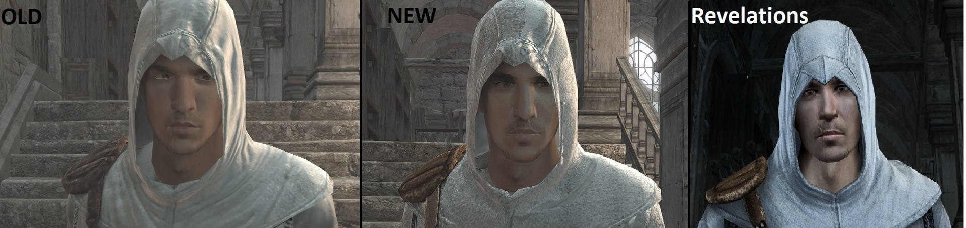 Altair Ibn La Ahad Face Posted By Michelle Johnson