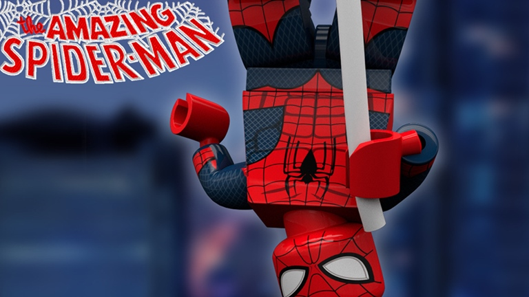 Spiderman In Roblox Amazing Spiderman Images Posted By Zoey Tremblay