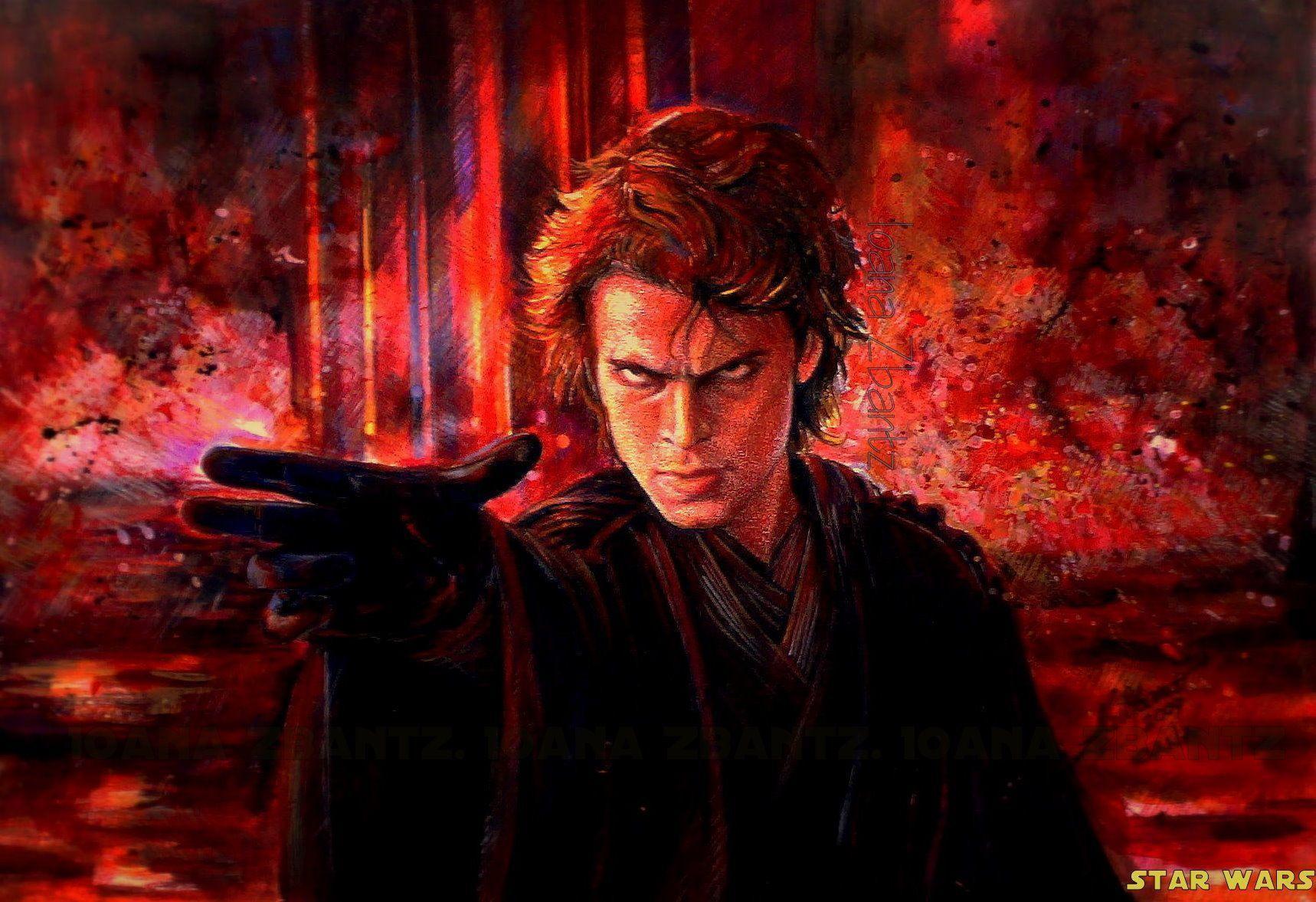 Anakin Skywalker Wallpapers Wallpaper Cave