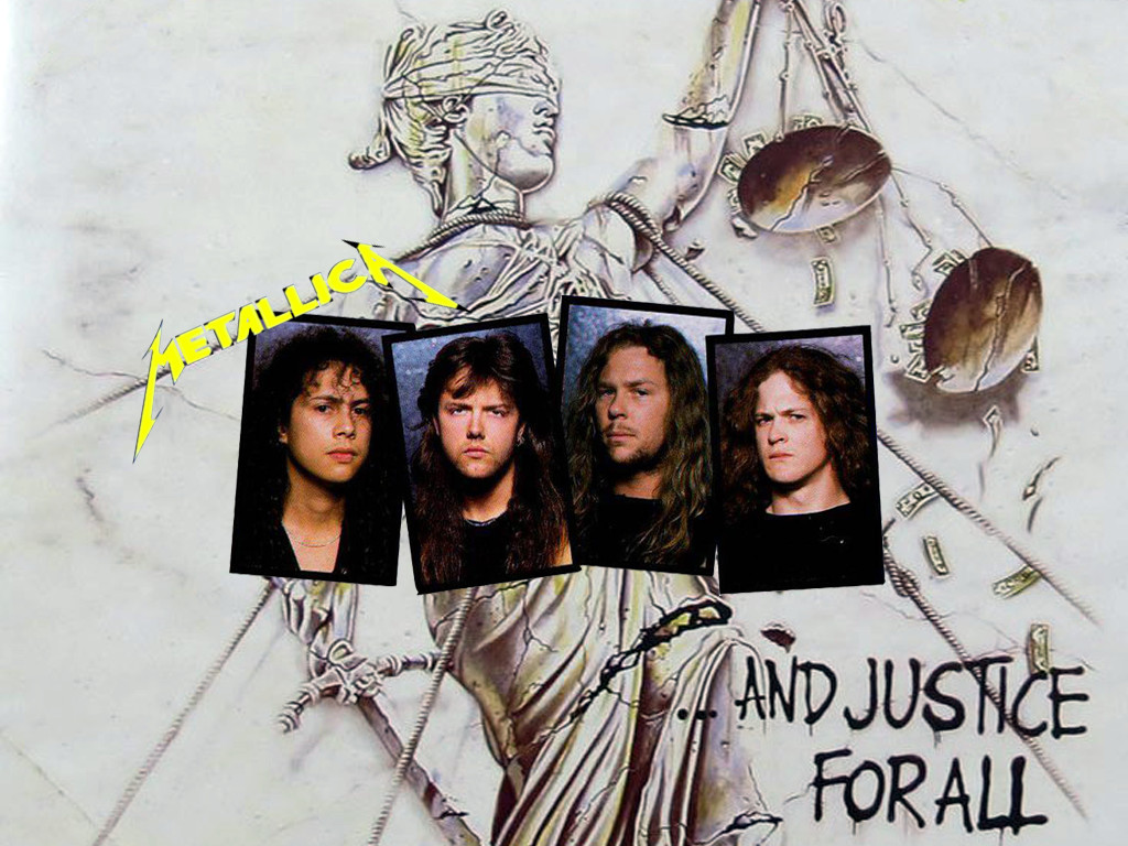 And Justice For All Wallpaper