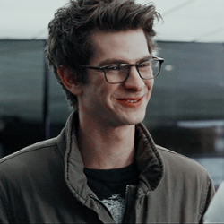 Andrew Garfield With Glasses Posted By Samantha Sellers