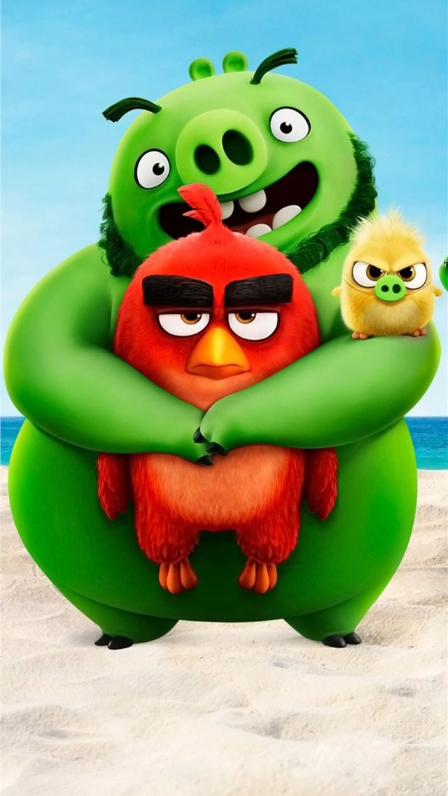 download movie angry birds 2