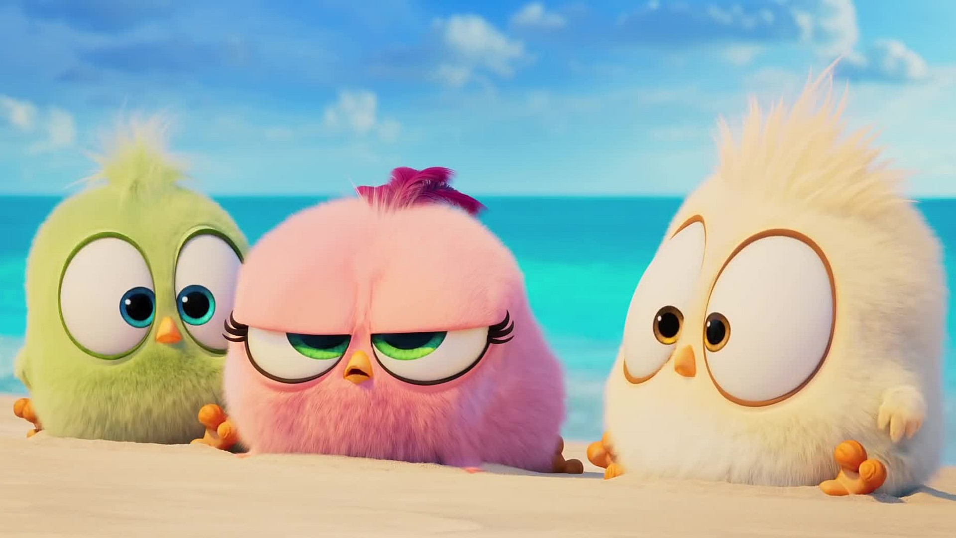 Angry Birds Movie Wallpapers Posted By John Johnson