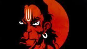 Angry Hanuman Wallpapers Posted By Ethan Thompson