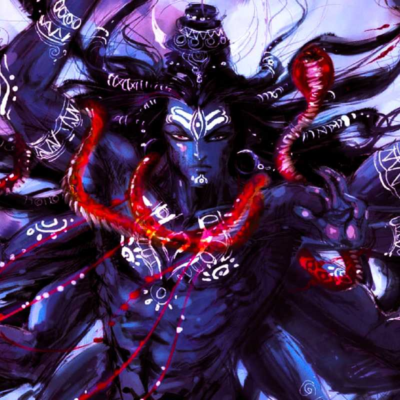 Angry Lord Shiva Wallpapers Posted By Michelle Thompson