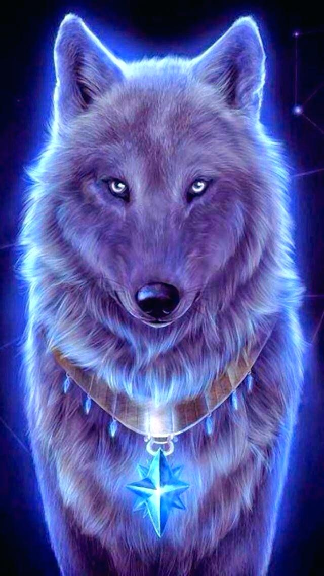 Wolf Wallpaper 3d Pack Full Moon Dogs Animals Background