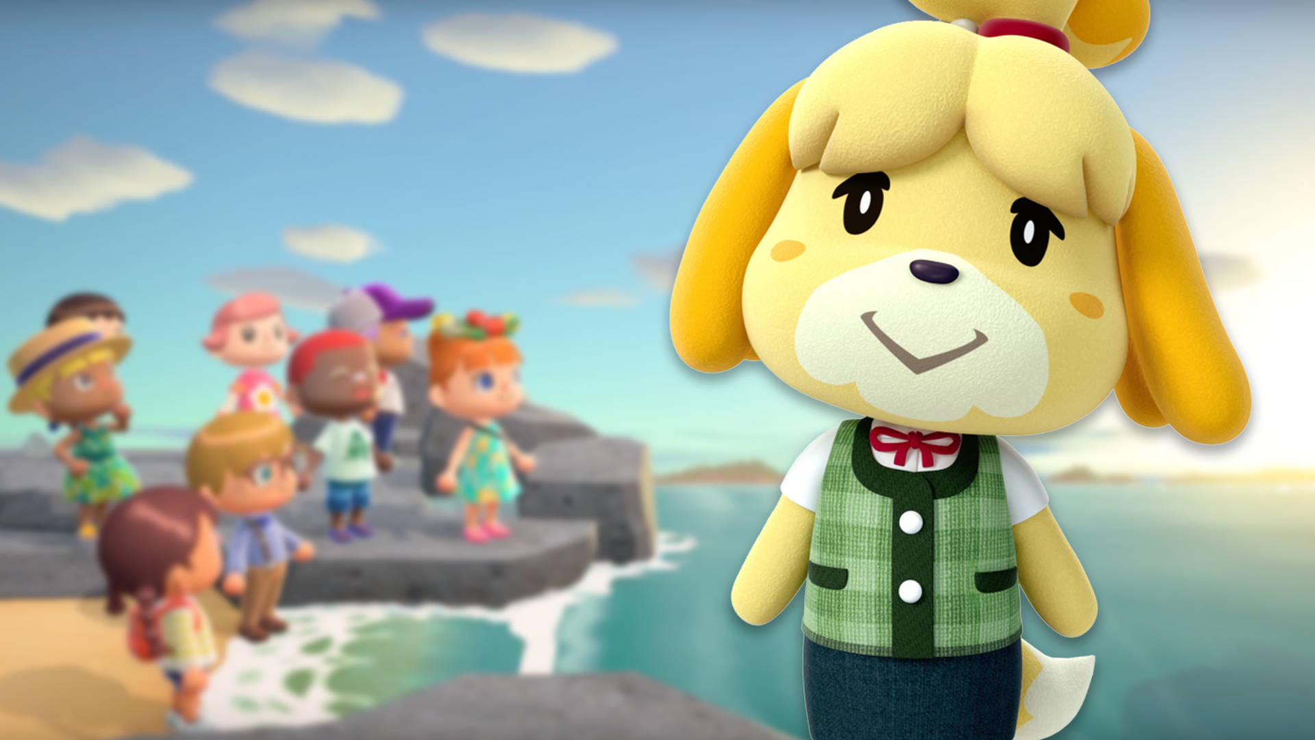Animal Crossing Desktop Background Posted By Christopher Walker