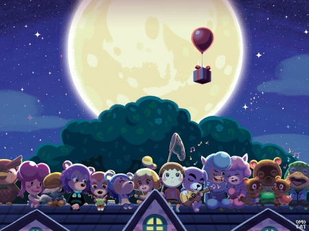 Animal Crossing Desktop Wallpaper Posted By Sarah Thompson