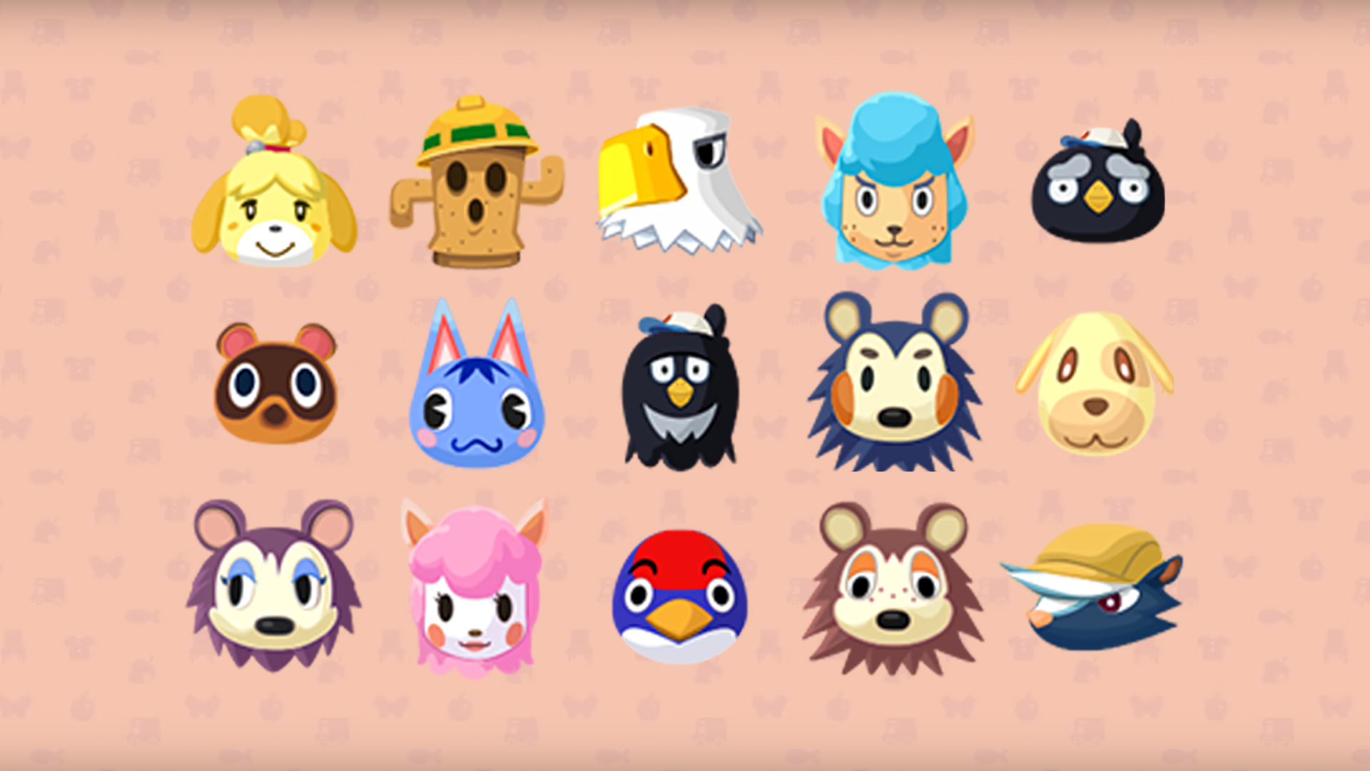 Animal Crossing Wallpapers Posted By Michelle Anderson