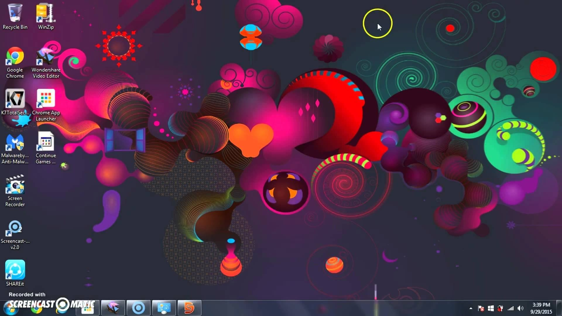 Animated Windows 7 Wallpaper Posted By Zoey Mercado