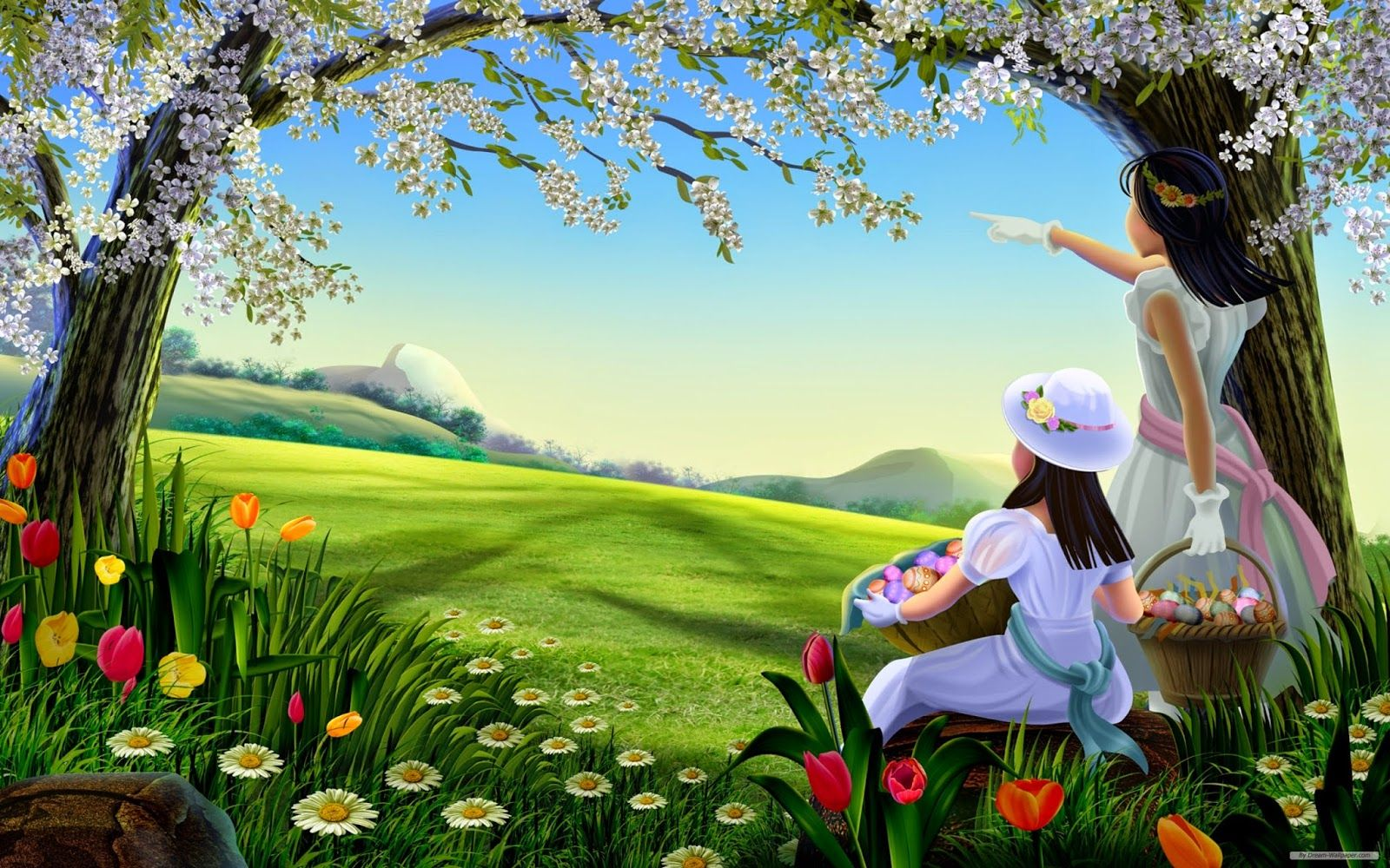 Animation Nature Wallpaper posted by ...