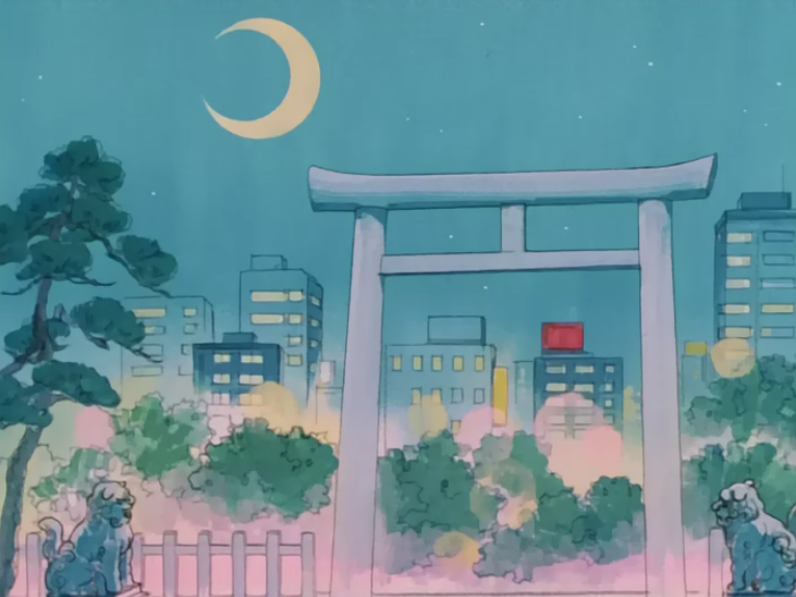 Anime Aesthetic Background Posted By John Mercado