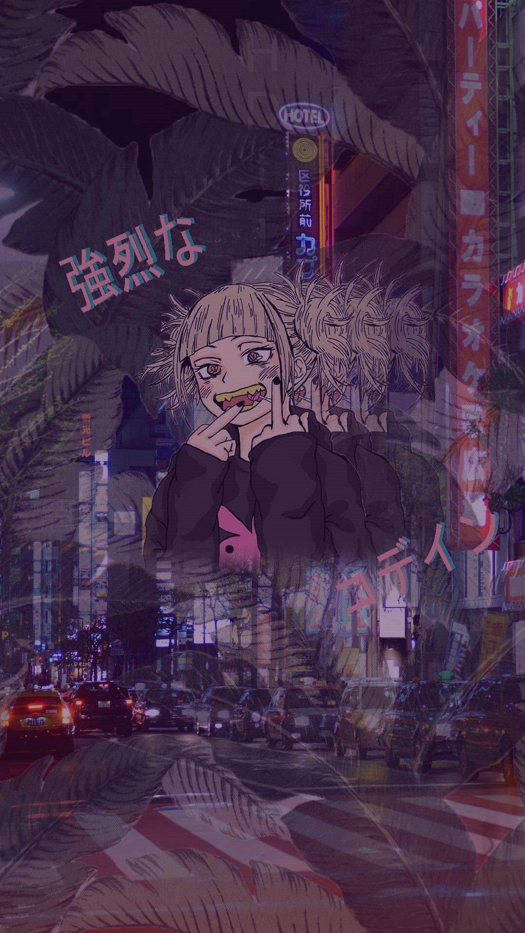 Aesthetic Anime Wallpaper HD Wallpapers wallpaper
