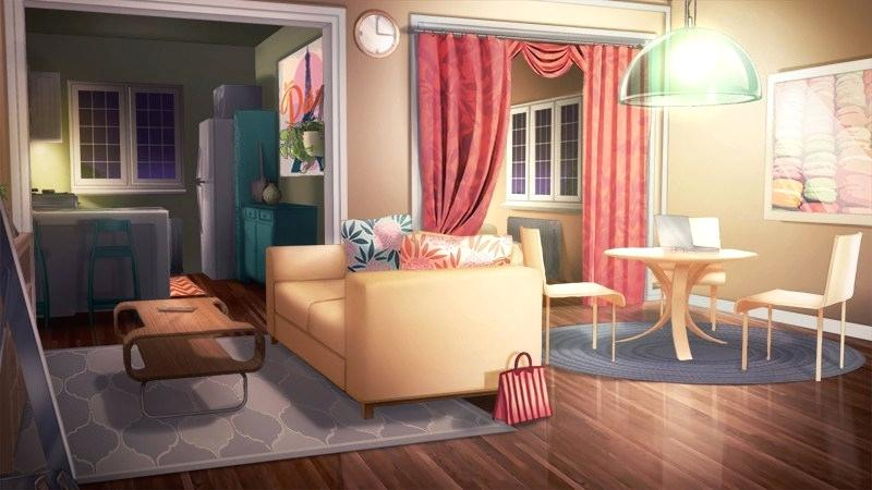 Anime Apartment Background Posted By Sarah Cunningham