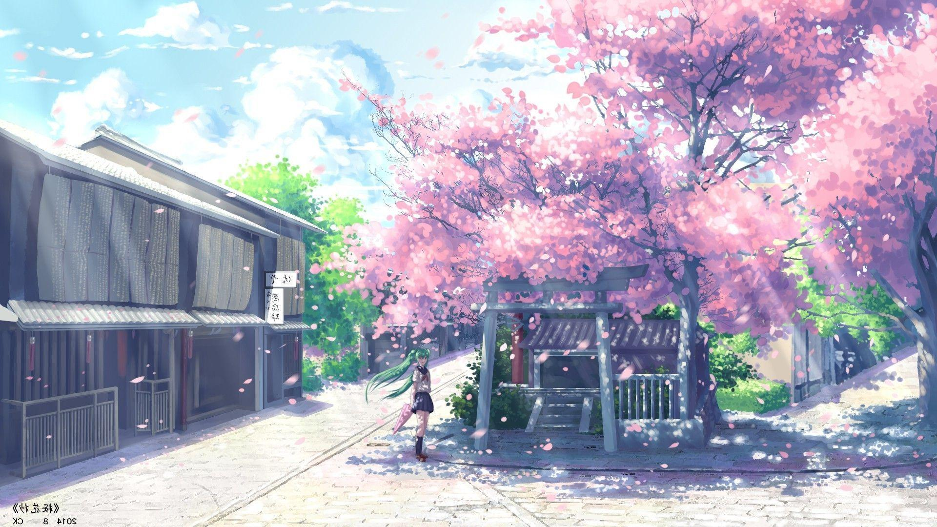 Anime Backgrounds City Posted By Ethan Anderson