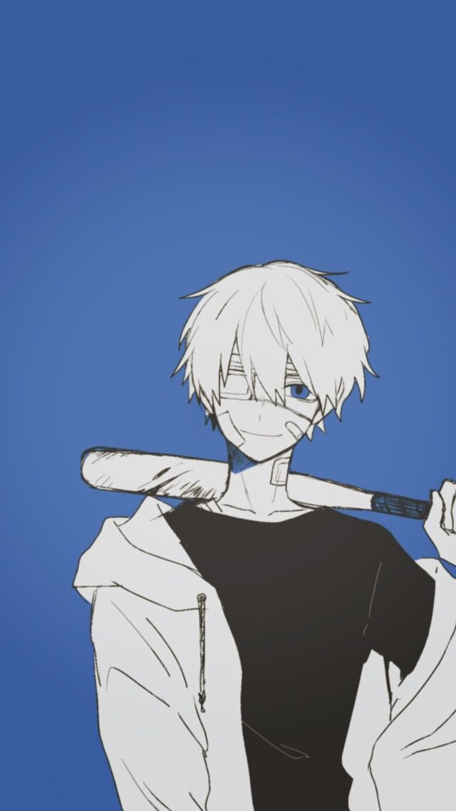 Anime Boy Wallpaper Posted By Sarah Thompson