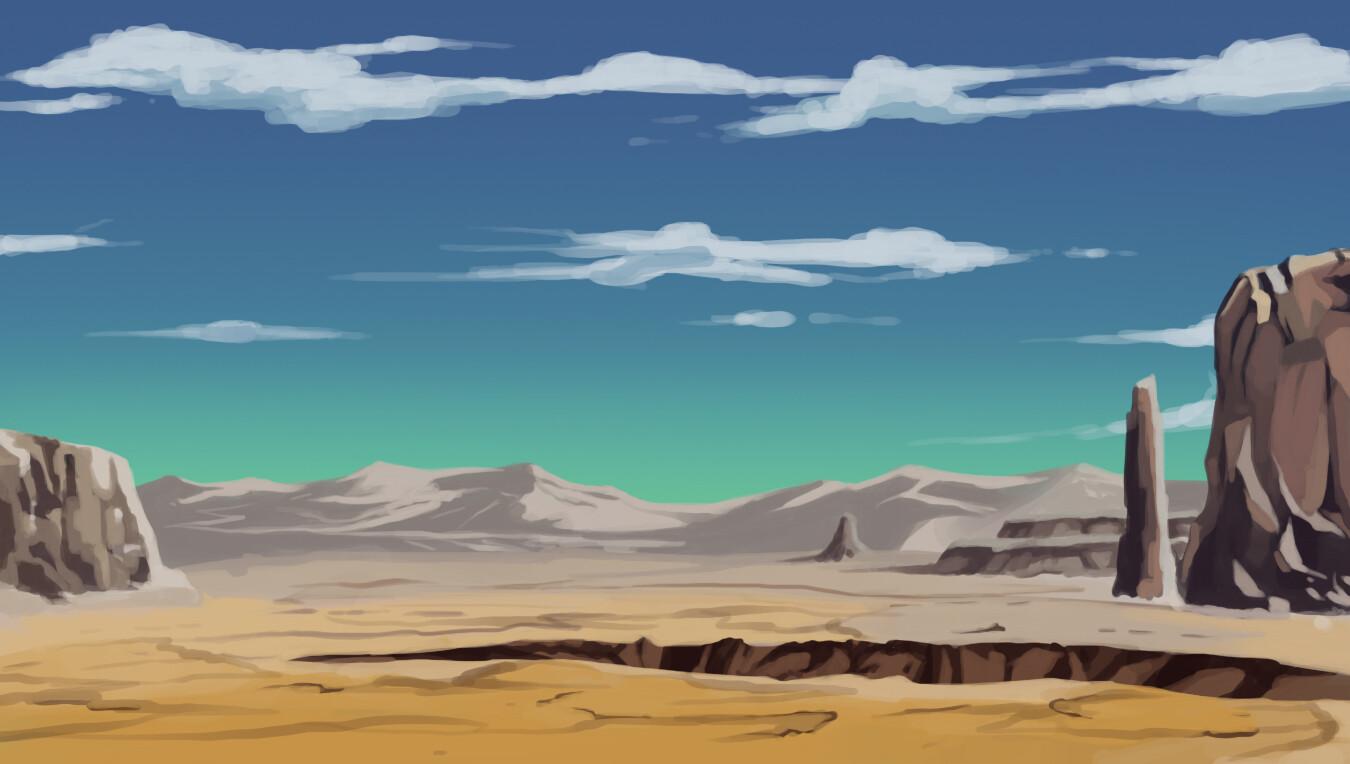 Zuta Čistina Sheikha-AlShamsi-Anime-backgrounds