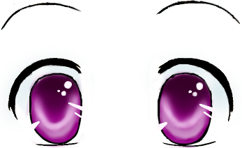 Anime Eyes Transparent Background Posted By Samantha Sellers