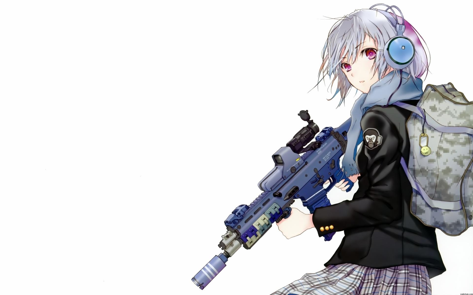 Anime Gamer Girl 4K Ultra HD