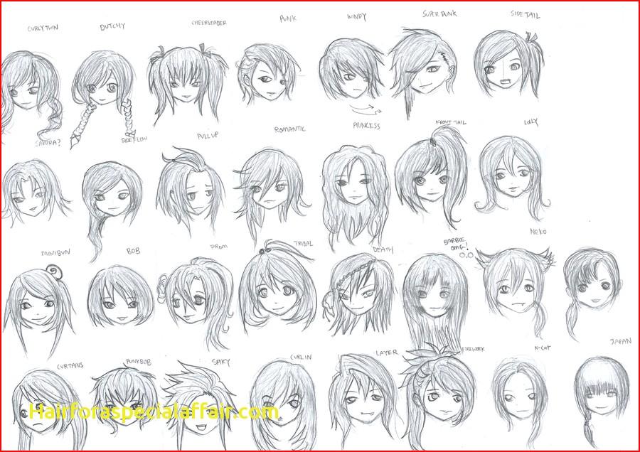 Anime Girl Hair Posted By Sarah Peltier
