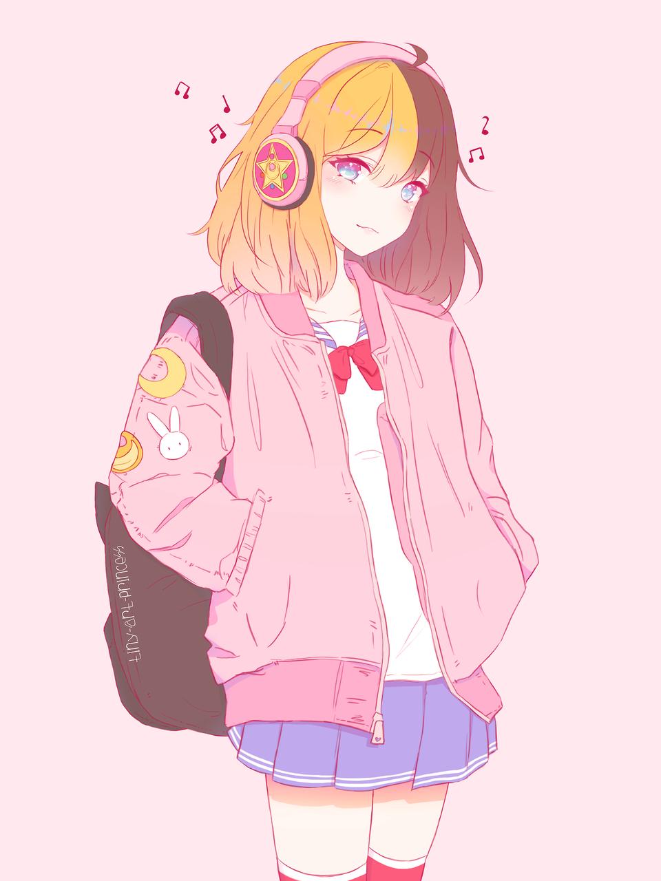 Anime Girls Hair Posted By Sarah Thompson
