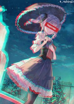 Anime Glitch Wallpaper Posted By Zoey Cunningham