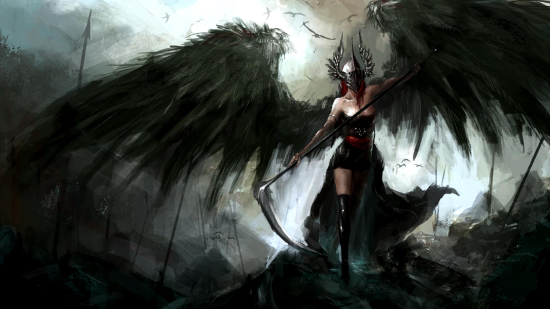 Anime Grim Reaper Girl Posted By John Thompson