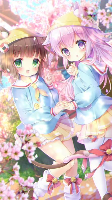 Anime Kawaii Wallpapers Posted By Michelle Thompson
