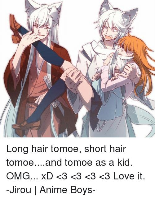 Anime Long Hair Boy Posted By Sarah Thompson