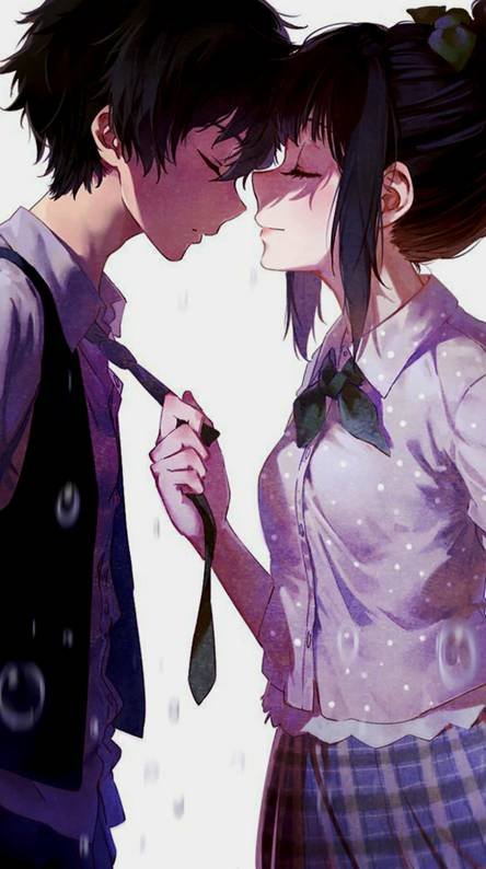 Anime Love Images Posted By Michelle Tremblay