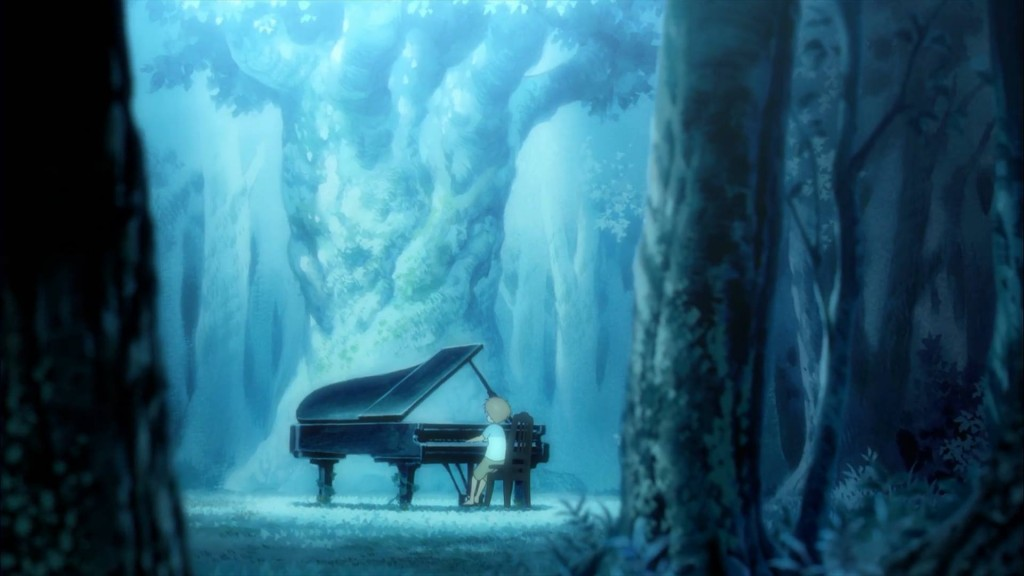 Anime Piano Wallpaper Posted By John Peltier