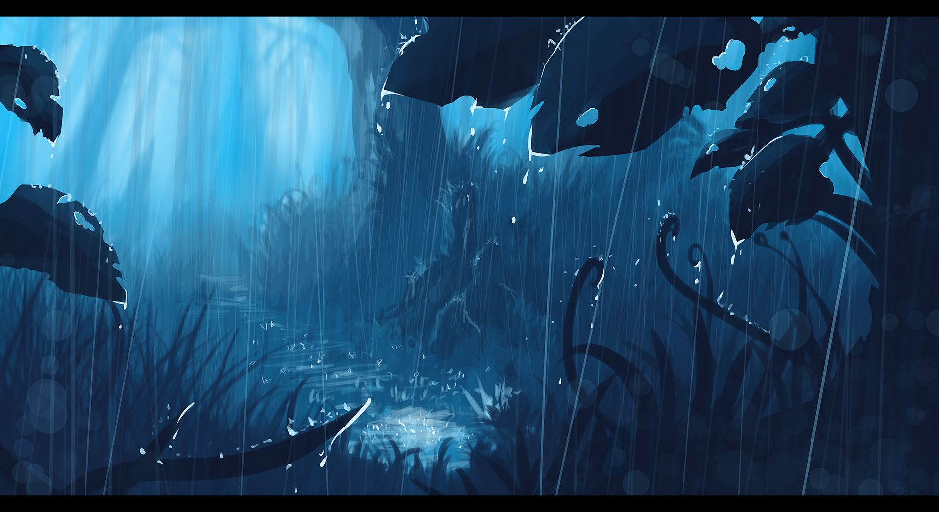 Anime Rain Wallpaper Hd Posted By Ryan Mercado