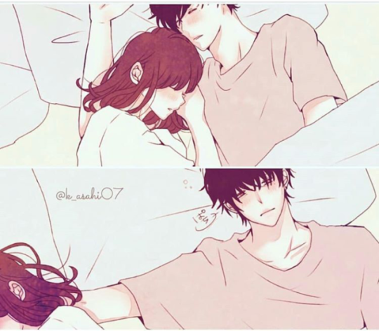Anime Sweet Couple Posted By Ethan Johnson
