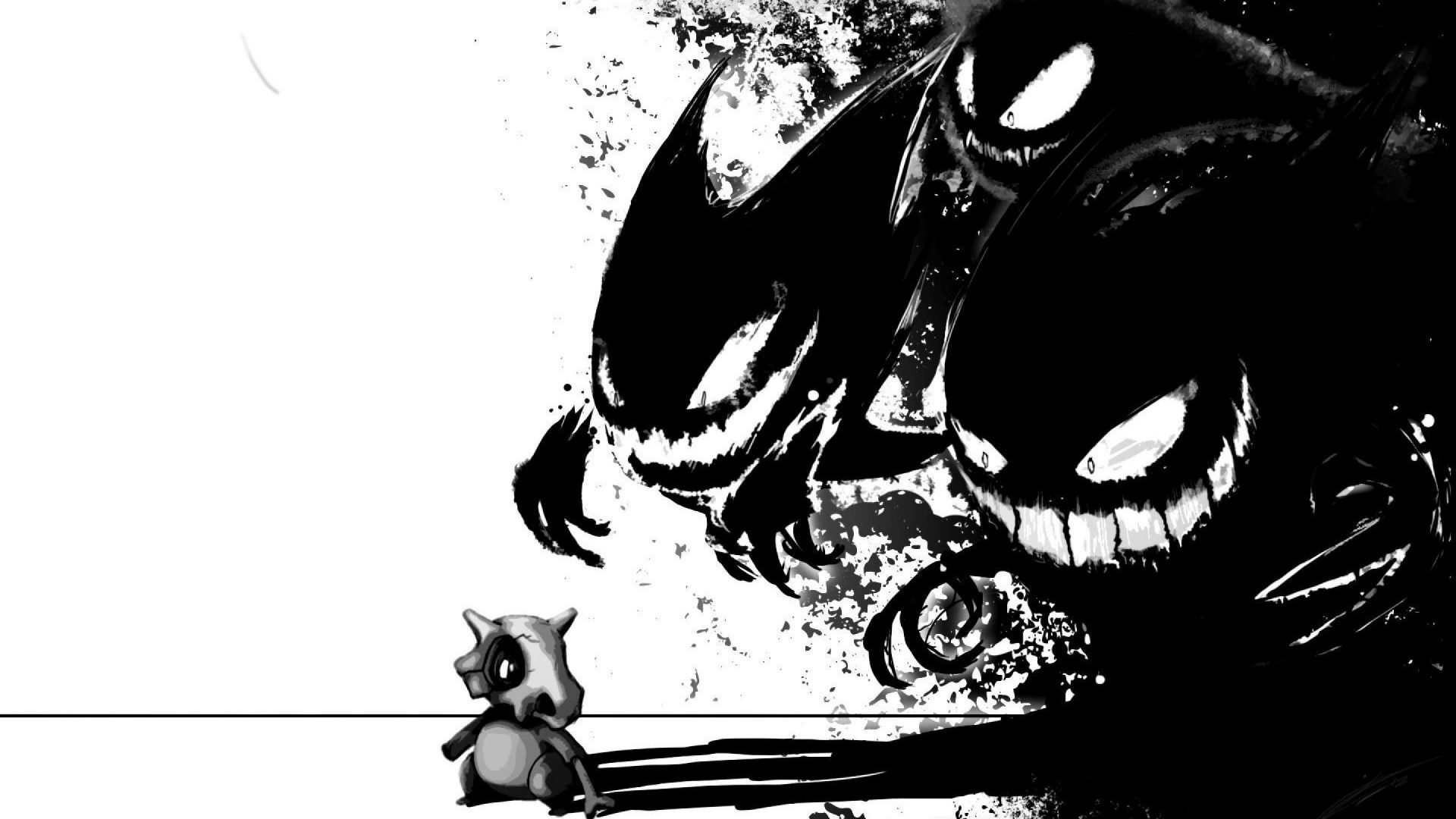 1080p Black And White Anime Wallpaper Doraemon