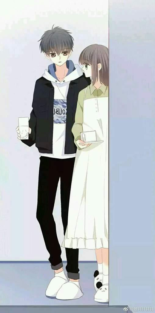 Anime Couple Wallpaper Anime Amino