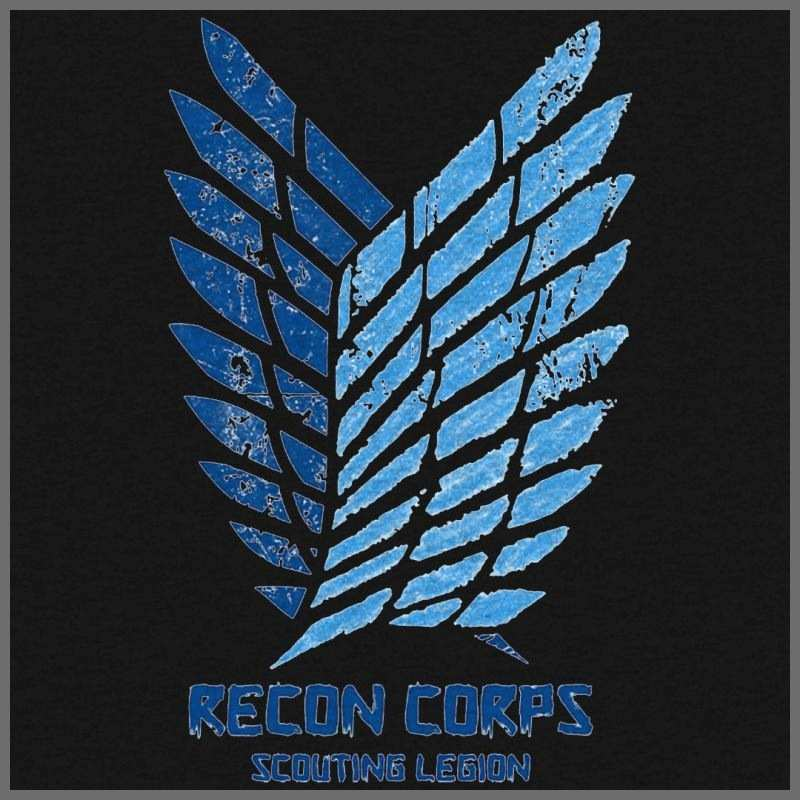 Aot Survey Corps Logo Posted By Michelle Anderson