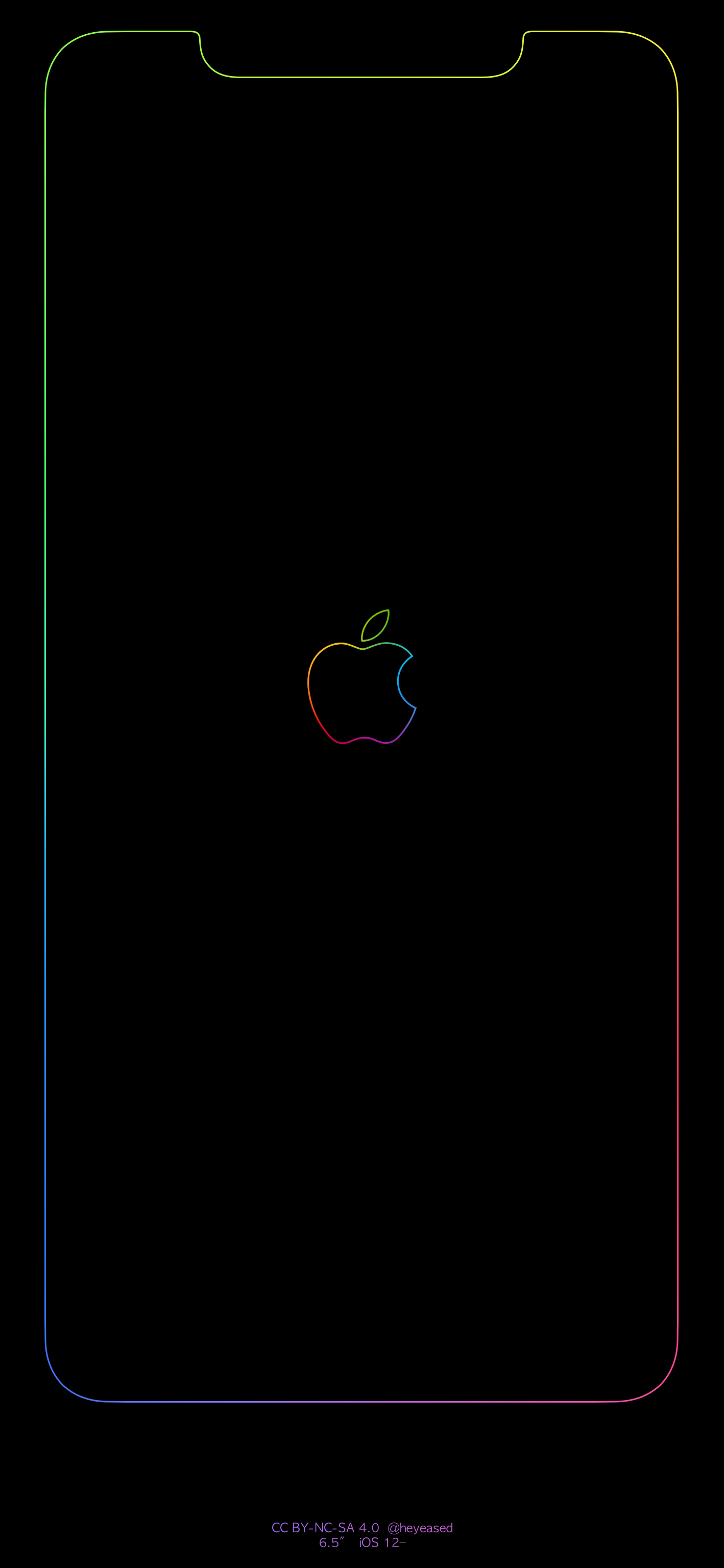 Apple Logo Rainbow Wallpapers Posted By Ethan Anderson