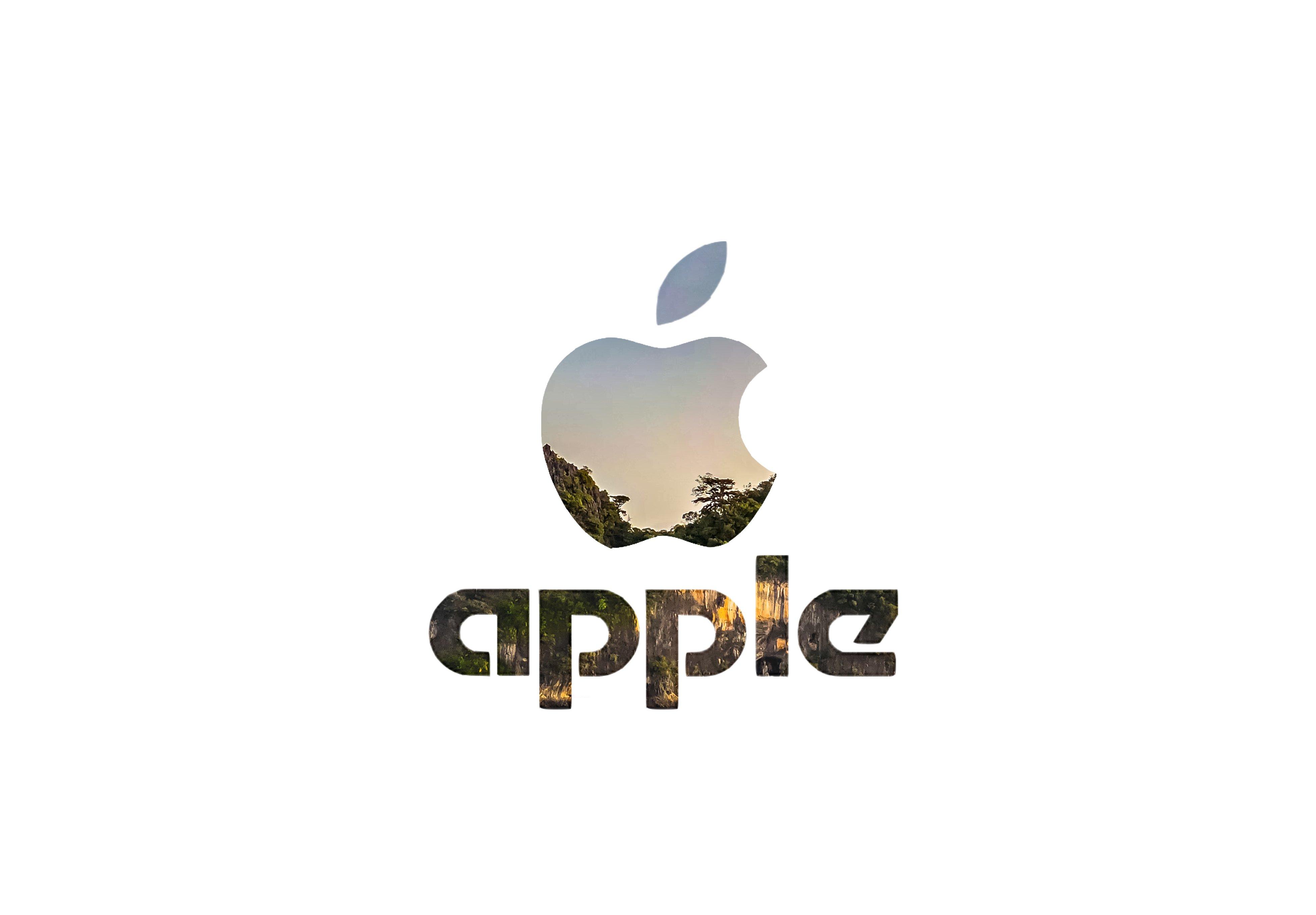 Top Five Wallpaper Apple Logo 4k