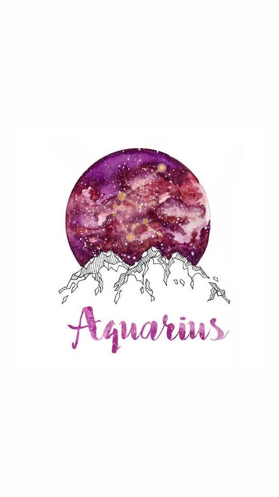 Aquarius Wallpaper Posted By Ethan Sellers