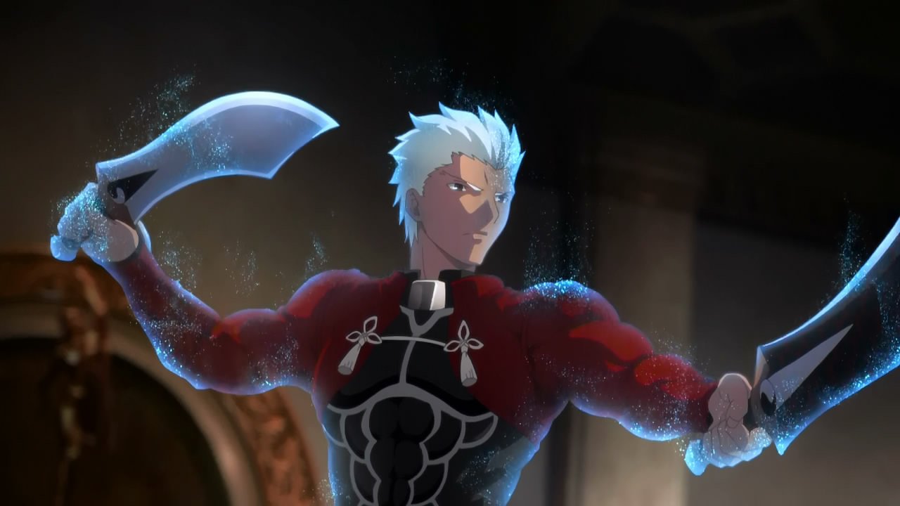 Archer Fate Unlimited Blade Works Posted By Zoey Peltier