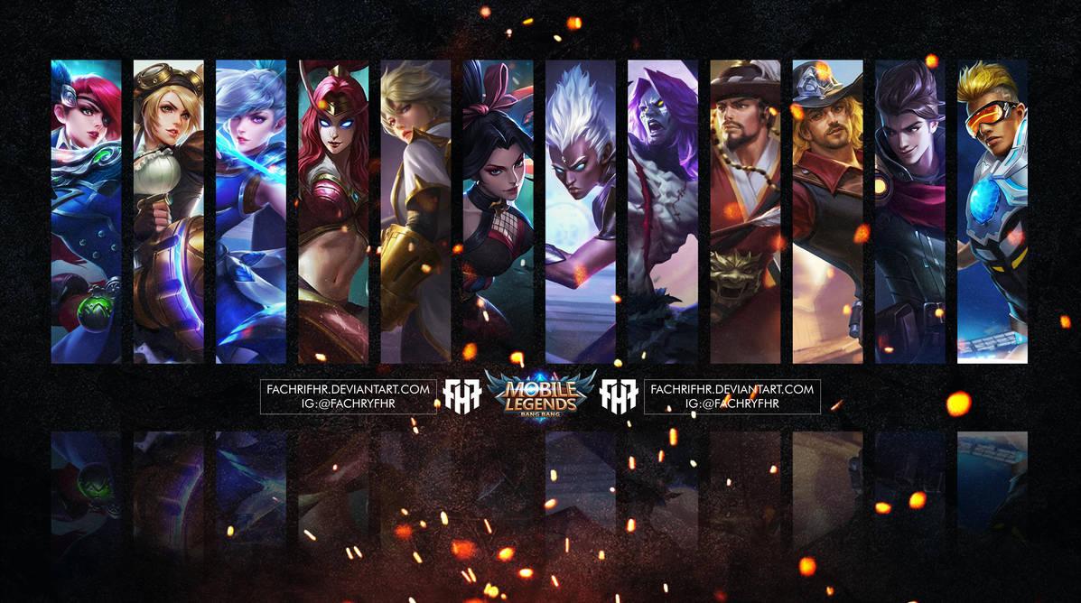 Argus Mobile Legends Wallpapers