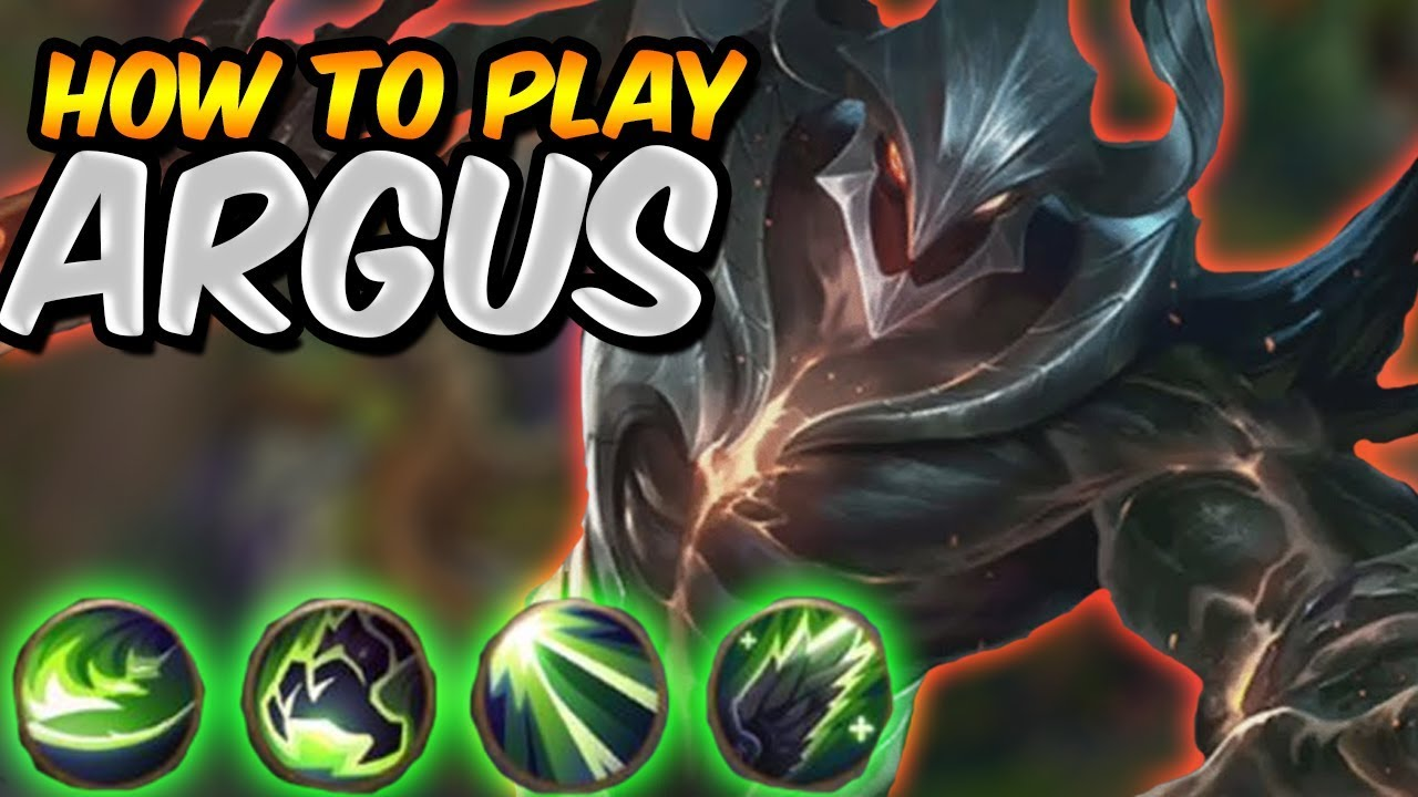 Argus Mobile Legends Posted By Ethan Tremblay