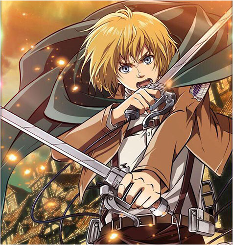 Armin Arlert Wallpaper Posted By Sarah Johnson