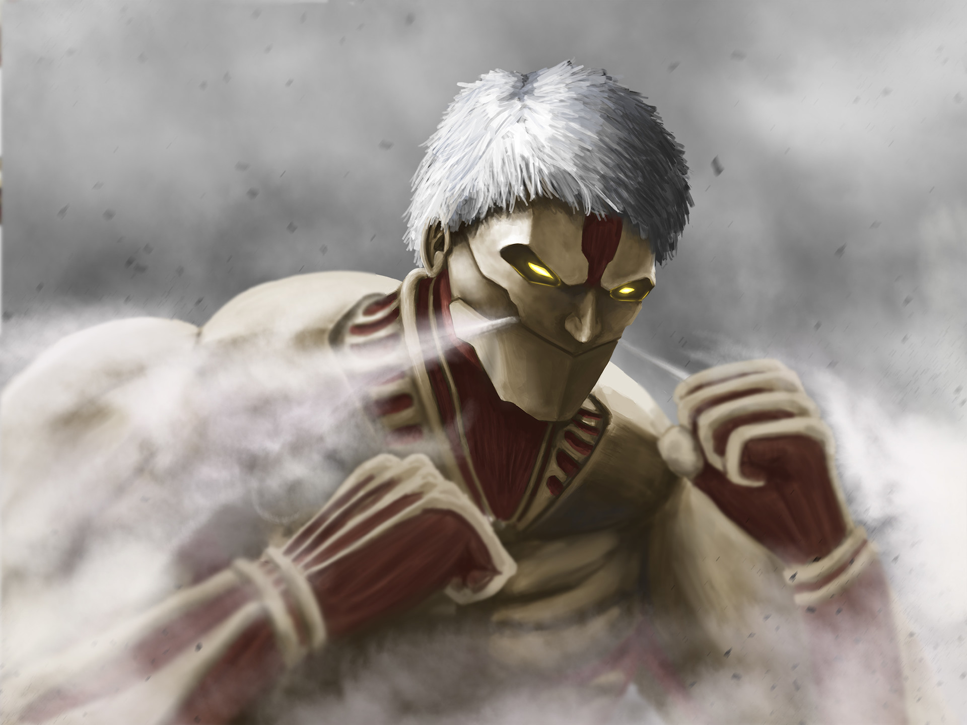 Armored Titan Wallpaper Posted By Ethan Anderson