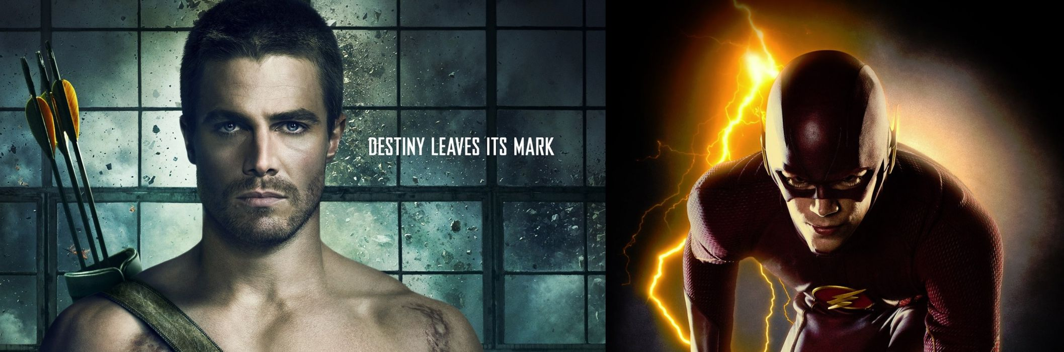Arrow And Flash Wallpaper Posted By Ethan Johnson