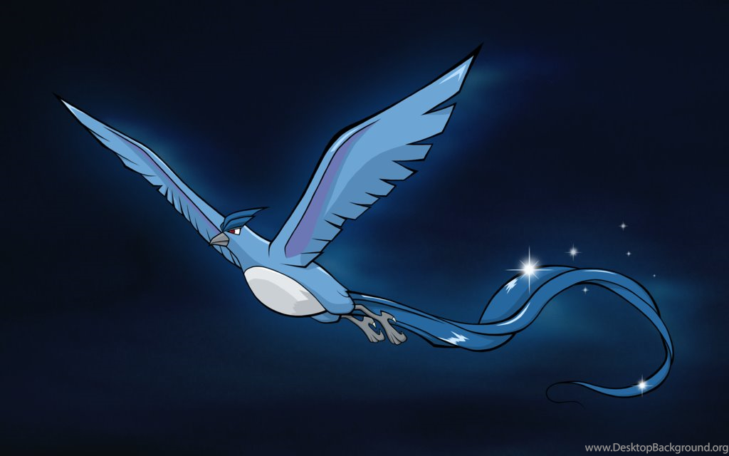 Articuno Hd Wallpapers Posted By Ryan Walker