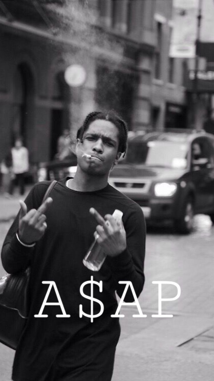 Asap Mob Iphone Wallpaper Posted By Sarah Tremblay