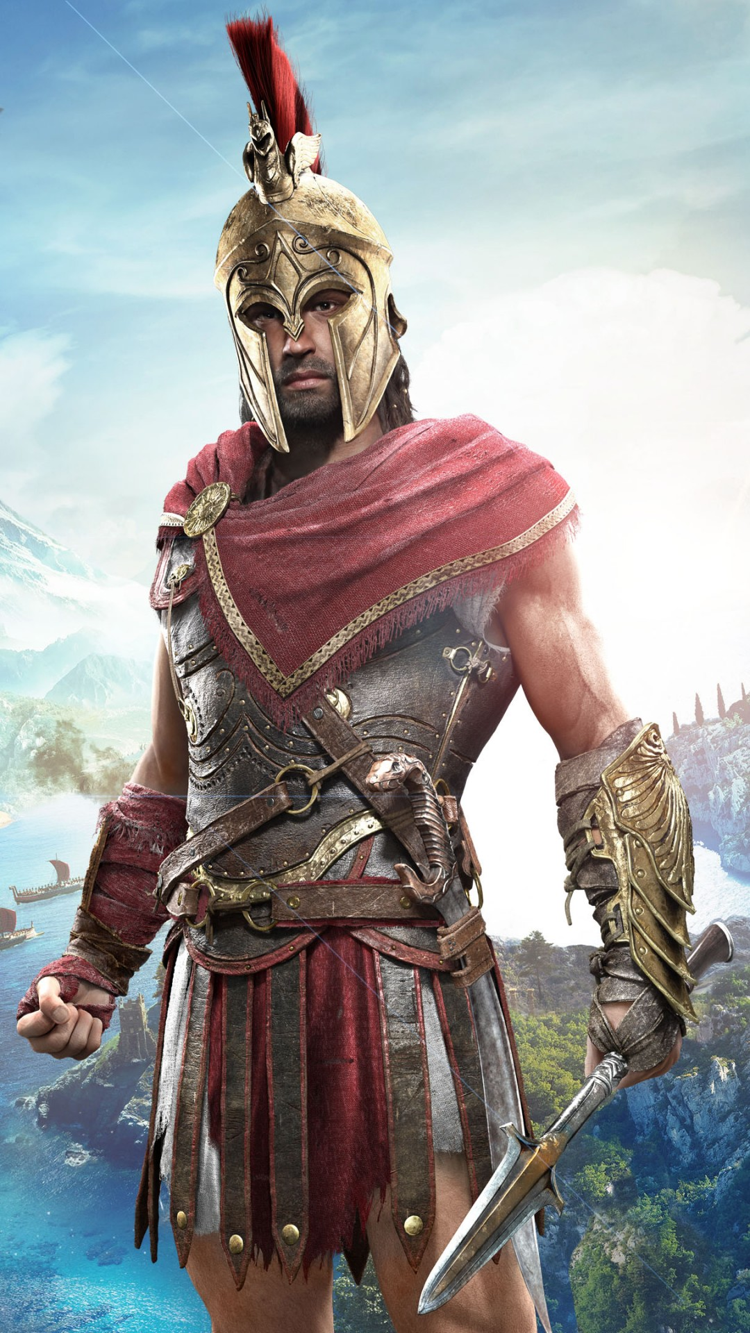 Assassin Creed Odyssey Wallpaper Posted By Michelle Sellers